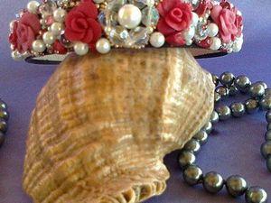 Прическа без лишних хлопот. Ярмарка Мастеров - ручная работа, handmade.