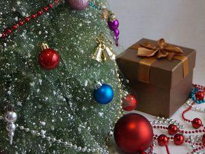 Новогодняя ёлка своими руками. Ярмарка Мастеров - ручная работа, handmade.