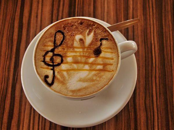 О кофе и об осени | Ярмарка Мастеров - ручная работа, handmade