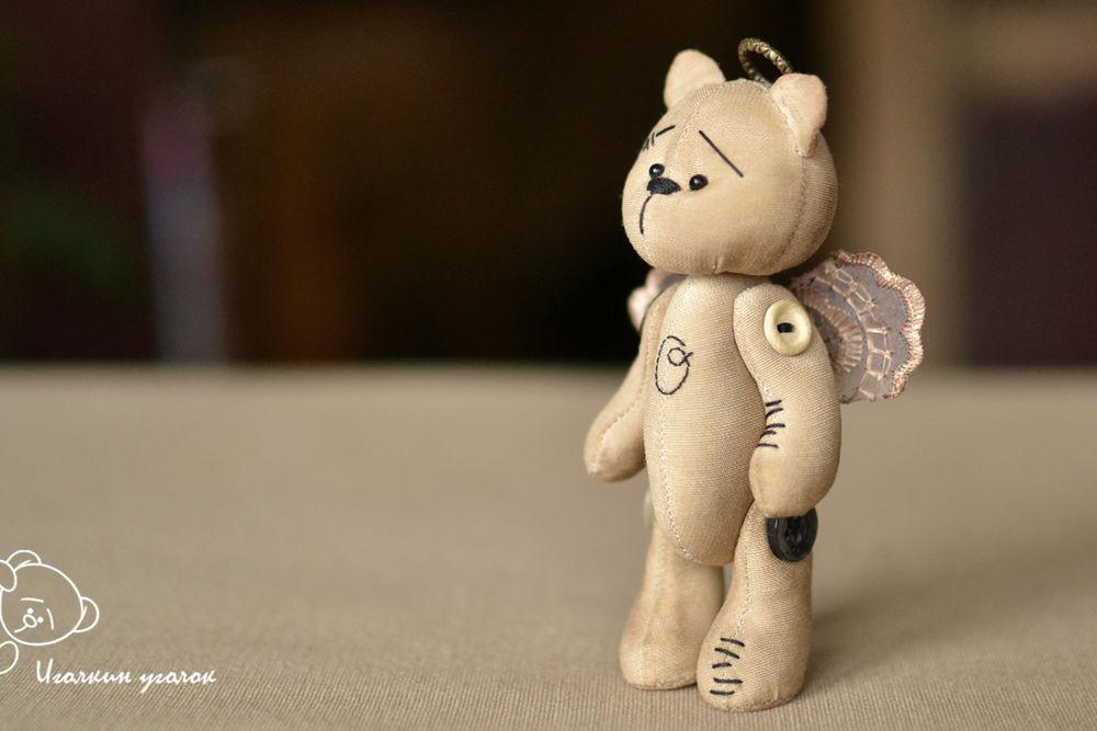 иголкина сказка, сказка, мишка, мишутка, ангел, ангел-хранитель, мишка-ангел