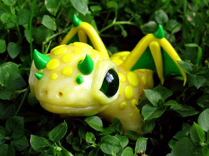 Lime Dragon. Ярмарка Мастеров - ручная работа, handmade.