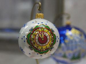 Новогодние игрушки, которые навевают ностальгию по детству   Ярмарка Мастеров - ручная работа, handmade