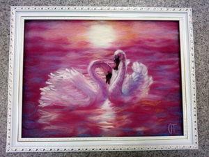 Ярких красок и любви в ваш интерьер!. Ярмарка Мастеров - ручная работа, handmade.