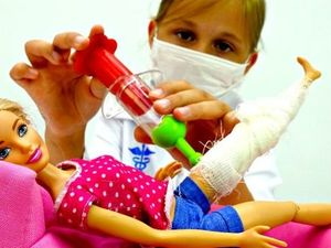 Опрос: В каком возрасте играть в куклы нравится больше всего?. Ярмарка Мастеров - ручная работа, handmade.