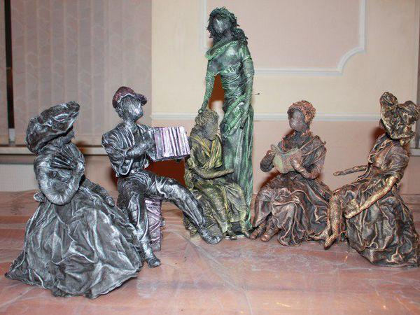 3D скульптура   Ярмарка Мастеров - ручная работа, handmade