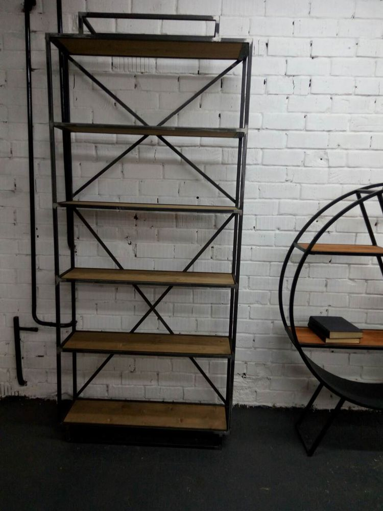 стеллаж в стиле лофт, заказать стеллажи, лофт, мебель в стиле лофт, купить стеллаж, лофт от производителя