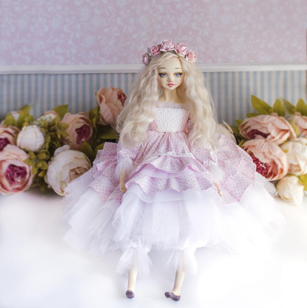 interior collectible doll