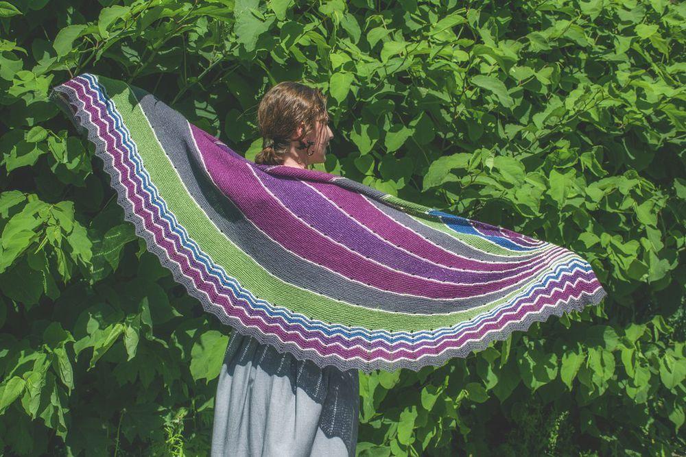 вязание спицами, аксессуары