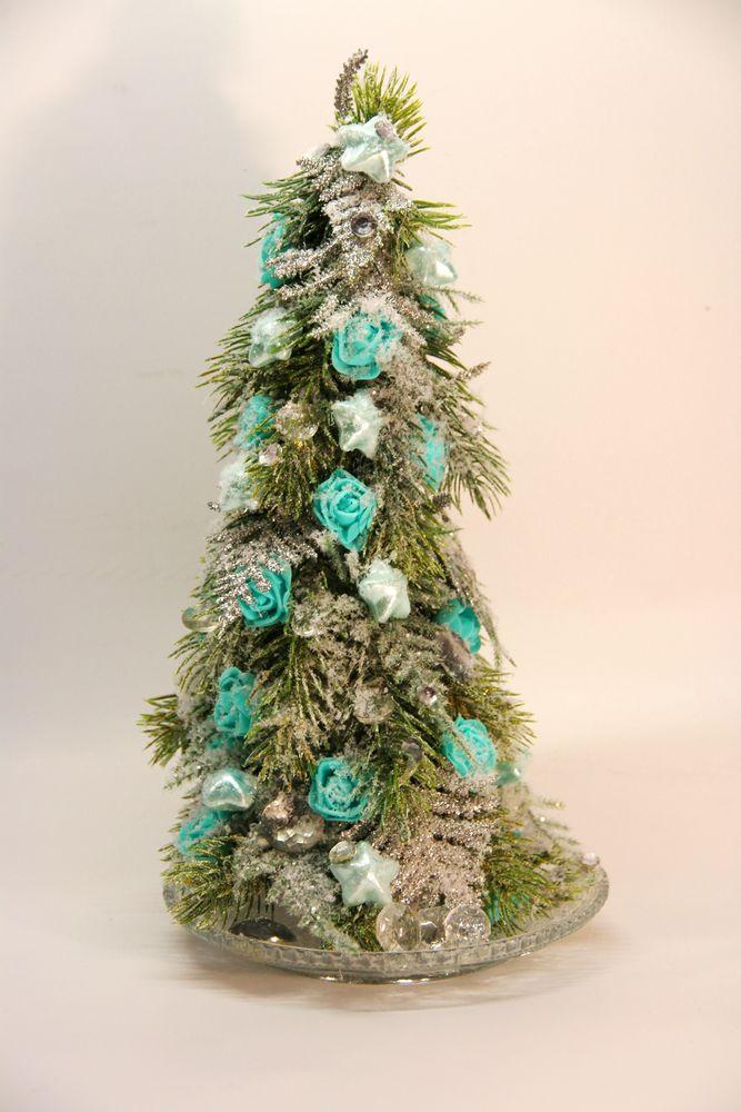 елка, новогодний подарок, ёлка своими руками, рождественский декор