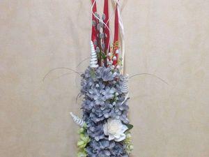Интерьерная композиция Весна. Как рождается весна:). Ярмарка Мастеров - ручная работа, handmade.