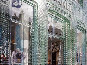 «Замок из стекла». Бутик Chanel в Амстердаме. Ярмарка Мастеров - ручная работа, handmade.