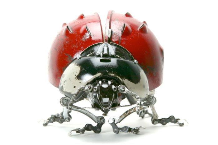 Животные из металла французского скульптора Edouard Martinet, фото № 1
