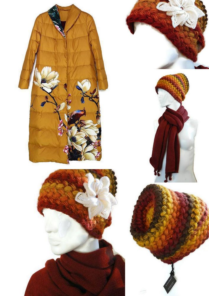 шапки, зимние аксесуары
