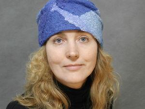 Валяные головные уборы | Ярмарка Мастеров - ручная работа, handmade
