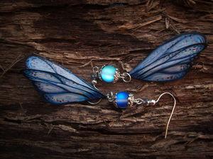 Новые крылышки волшебной Небесной феи! (Много фото и музыка). Ярмарка Мастеров - ручная работа, handmade.