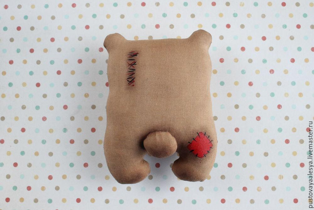 Создаем кофейного медвежонка, фото № 15