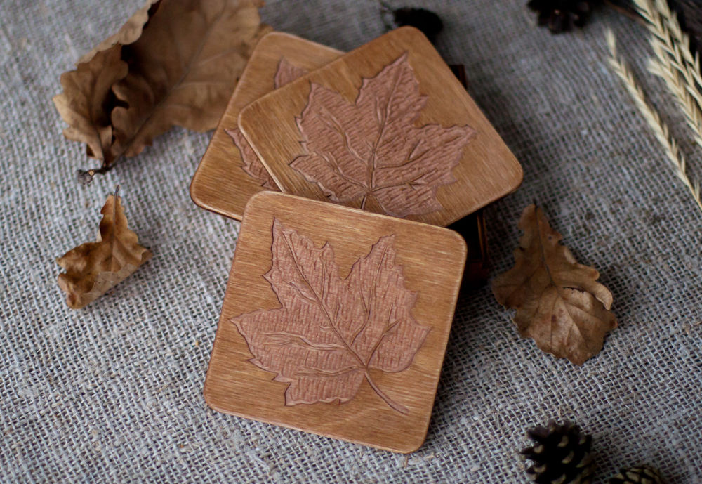 деревянные подставки, вощение, семья