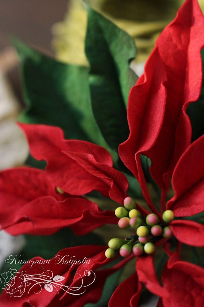флористика, фоамиран, цветы из фома