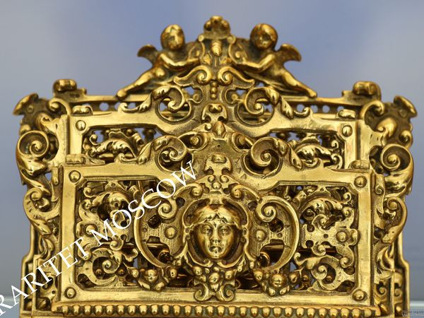 Раритетище Салфетница ангел бронза Франция 3   Ярмарка Мастеров - ручная работа, handmade