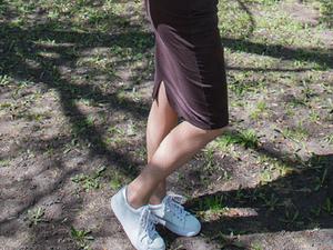 Юбка или платье с кедами??? Да! | Ярмарка Мастеров - ручная работа, handmade