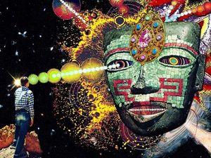 Сюрреалистические работы художника-коллажиста Евгении Лоли. Ярмарка Мастеров - ручная работа, handmade.