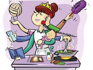 Как все успеть, будучи мамой | Ярмарка Мастеров - ручная работа, handmade