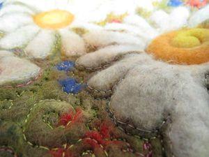 Техника мокрого валяния для начинающих | Ярмарка Мастеров - ручная работа, handmade
