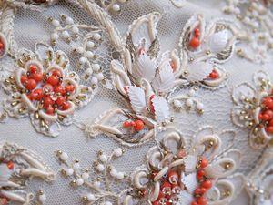 Вышивки высокой моды как средство от депрессии: 30 потрясающих работ | Ярмарка Мастеров - ручная работа, handmade