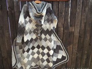 Новое пальто из Кауни | Ярмарка Мастеров - ручная работа, handmade