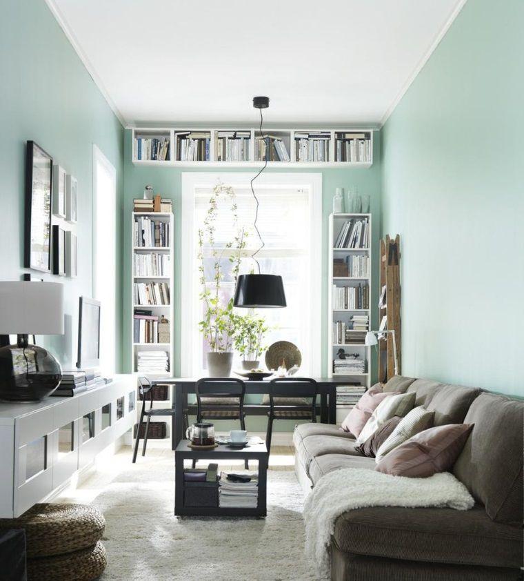 Поиграем в прятки: 45+ идей полок для маленькой квартиры, фото № 31