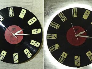 Делаем настенные часы: видео мастер-класс. Ярмарка Мастеров - ручная работа, handmade.