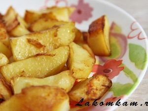 Картофель в соевом соусе (рецепт друзьям). | Ярмарка Мастеров - ручная работа, handmade