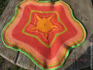 Дешево!! !Распродажа деревенских ковриков!!! | Ярмарка Мастеров - ручная работа, handmade