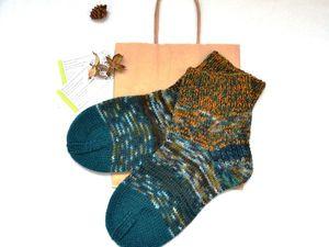 Скидка на мужские носки 25%!. Ярмарка Мастеров - ручная работа, handmade.