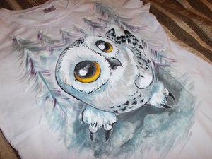 3 футболки ручной работы по цене 2 до 20.04.17! | Ярмарка Мастеров - ручная работа, handmade