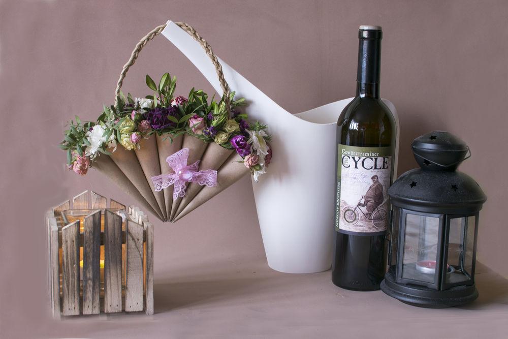 букеты, цветочная мастерская