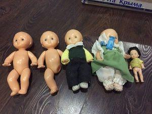 Новое поступление кукол для срочного ремонта. Ярмарка Мастеров - ручная работа, handmade.