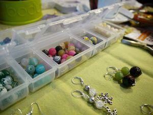 Мастер-класс по сборке украшений для молодых мам | Ярмарка Мастеров - ручная работа, handmade