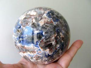 Шар мариуполит 89 мм. Ярмарка Мастеров - ручная работа, handmade.
