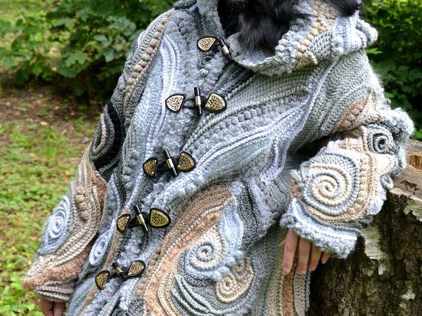 Готовимся в осени. Нескучный серый. | Ярмарка Мастеров - ручная работа, handmade