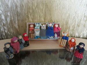 Обережные куклы. Ярмарка Мастеров - ручная работа, handmade.