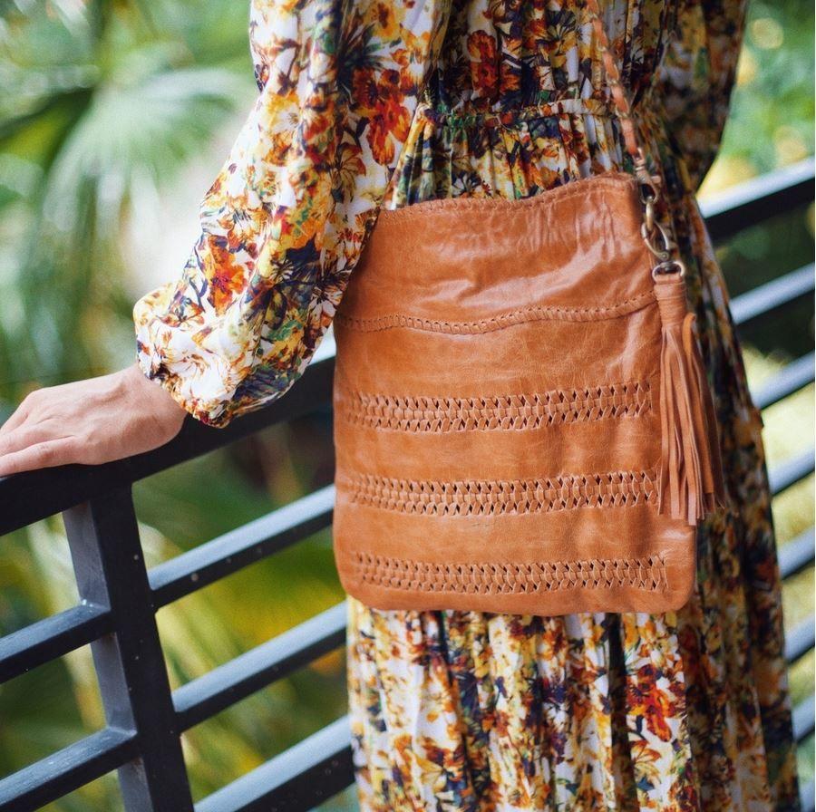 сумка, сумка бохо, сумка на плечо, бохо, ретро стиль, кожаная сумка