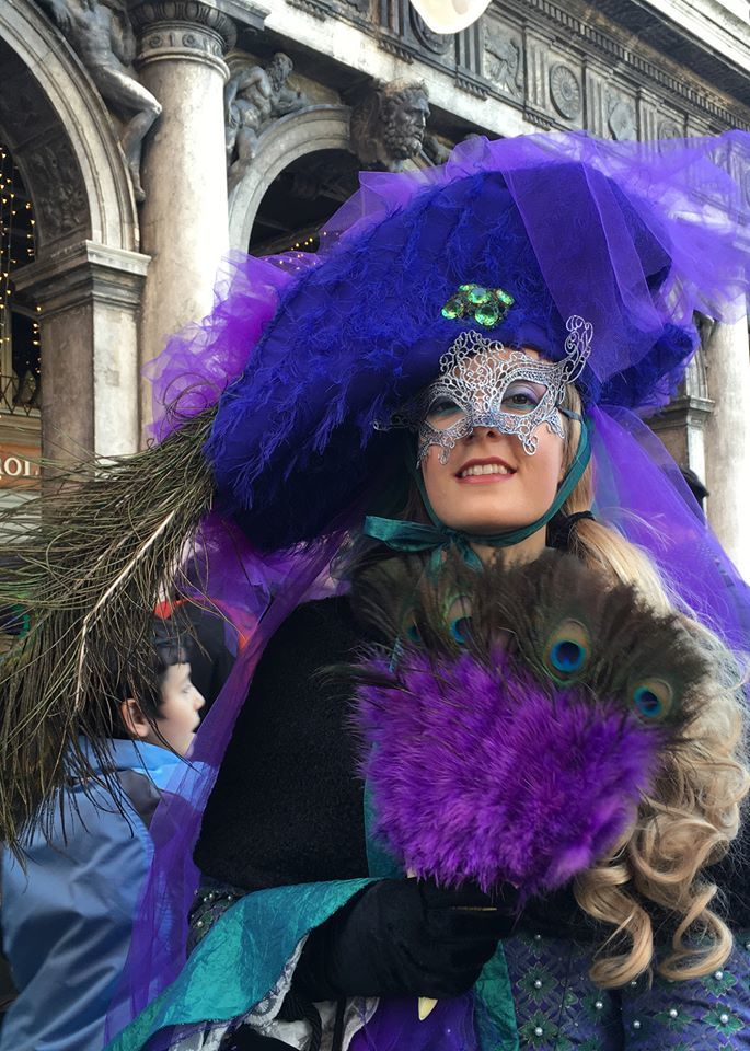 Refined, Elegant, Mystical: The Carnival of Venice, фото № 7
