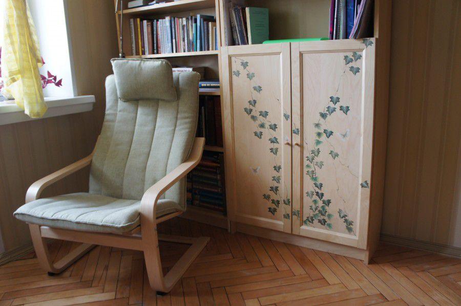 мебель с декором