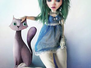 Enid-Art: сказочный мир BJD кукол от Susan Vervoort. Ярмарка Мастеров - ручная работа, handmade.