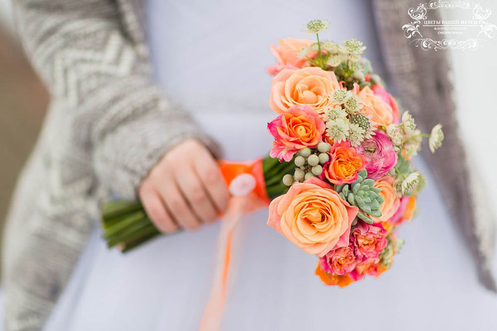 Букет невесты, фото № 3