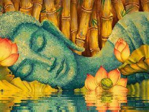 Восемь уроков Будды. Ярмарка Мастеров - ручная работа, handmade.