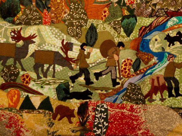 Полные свежести и прелестной наивности работы Ларисы Козловой | Ярмарка Мастеров - ручная работа, handmade