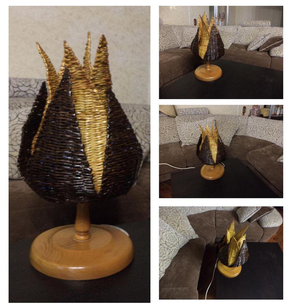 лампа настольная, подарок на 8 марта
