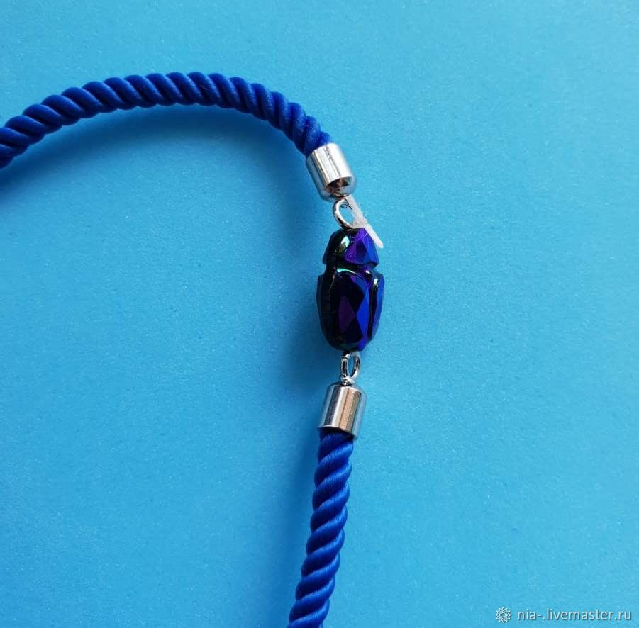 Nuances of Crafting: How to Assemble a Bracelet Without Pins, фото № 5